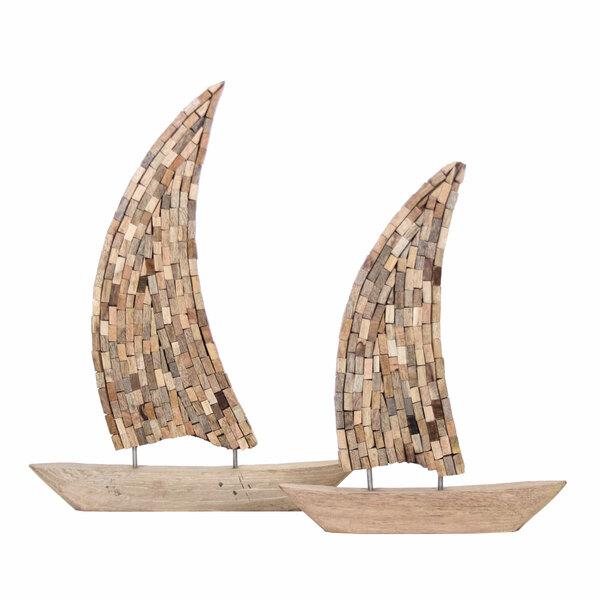 Sea Wood Boats - Set 2